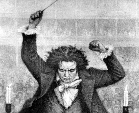 """A obra """"inovadora"""" de Beethoven!"""